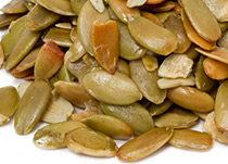 PipingRock Pumpkin Seeds Roasted & Salted,  Shelled